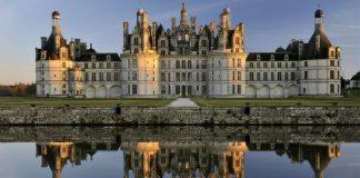 Lâu đài Chambord du lịch pháp